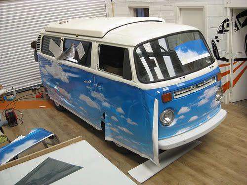 Hippie Vehicle Wrap Google Search Car Wraps Pinterest