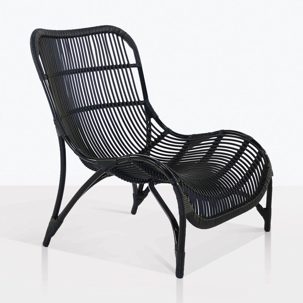 A Beautiful Outdoor Relaxing Chair Made With Viroa Synthetic