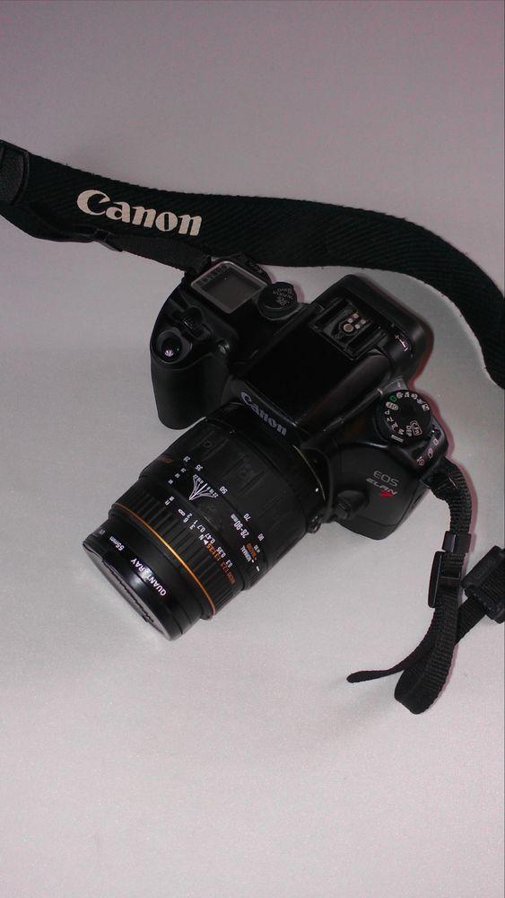 Canon Eos Elan 7 Film Camera Quantaray Lens 28 90mm Macro Strap Bundle Zoom Http Www Ebay Com Itm 291547721461 Roken Cugayn Soutkn Tg Film Camera Eos Lens