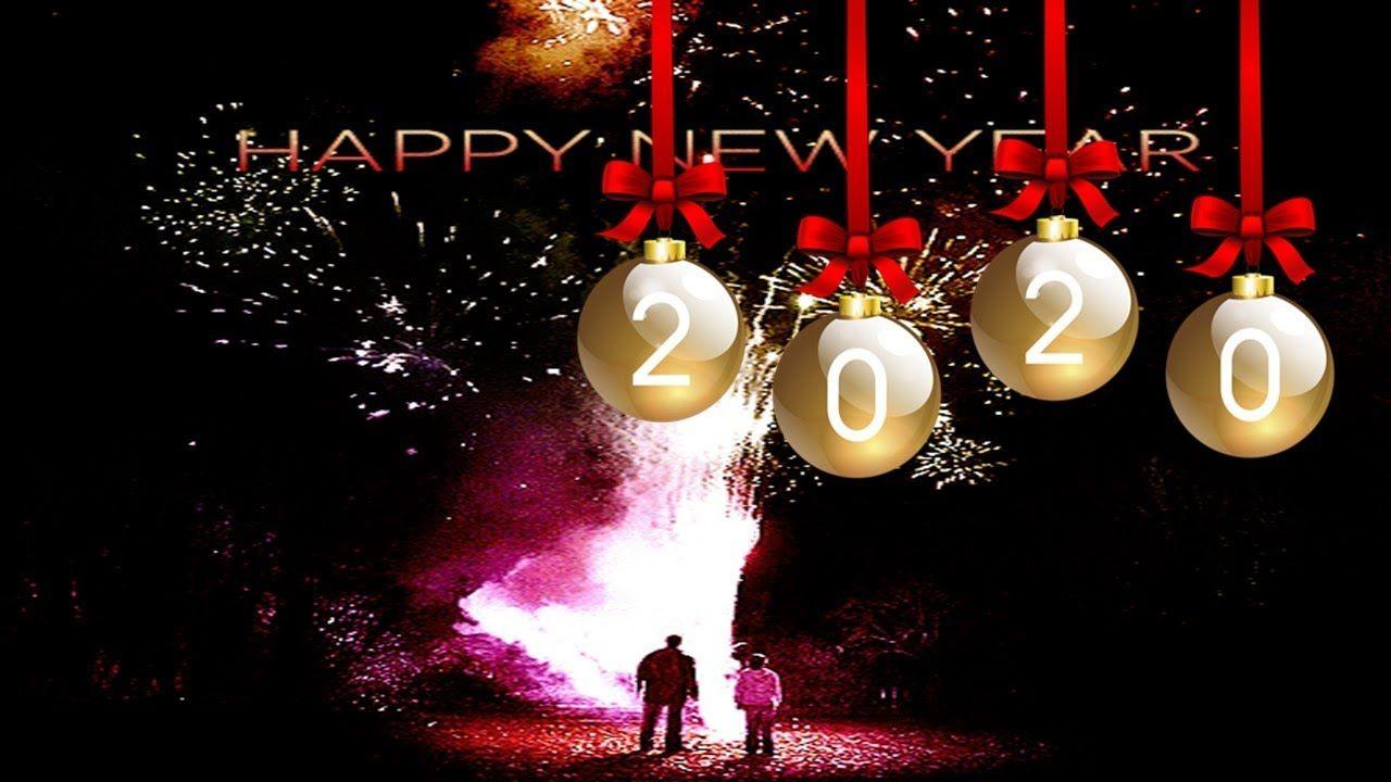 Happy New Year Whatsapp Status Video 2020 New Year 2020 Gif