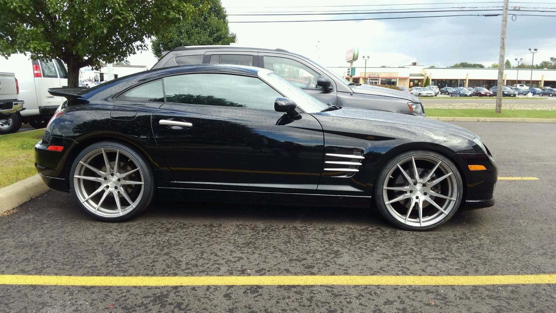 Back In Circulation Crossfireforum The Chrysler Crossfire And