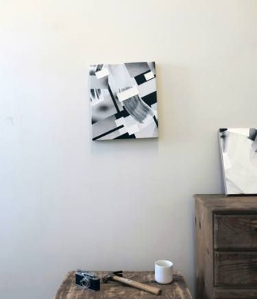"Saatchi Art Artist Thomas Hammer; Painting, ""43 Eridani (16"" x 14"" - studio shot)"" #art"