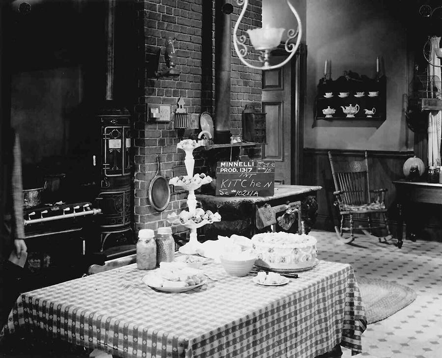 The Smith Kitchen Meet Me In St Louis 1944 Fantasy House