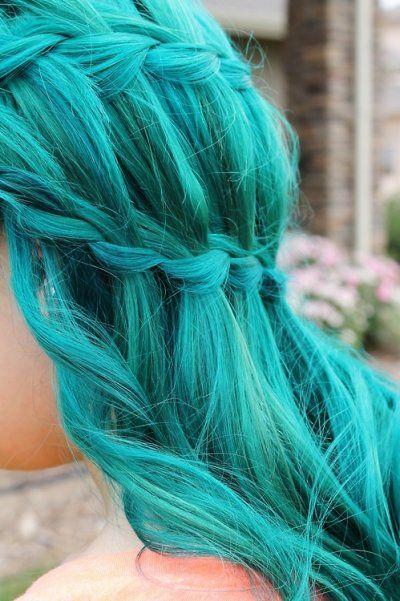 cheveux couleur flashy Recherche Google Couleur