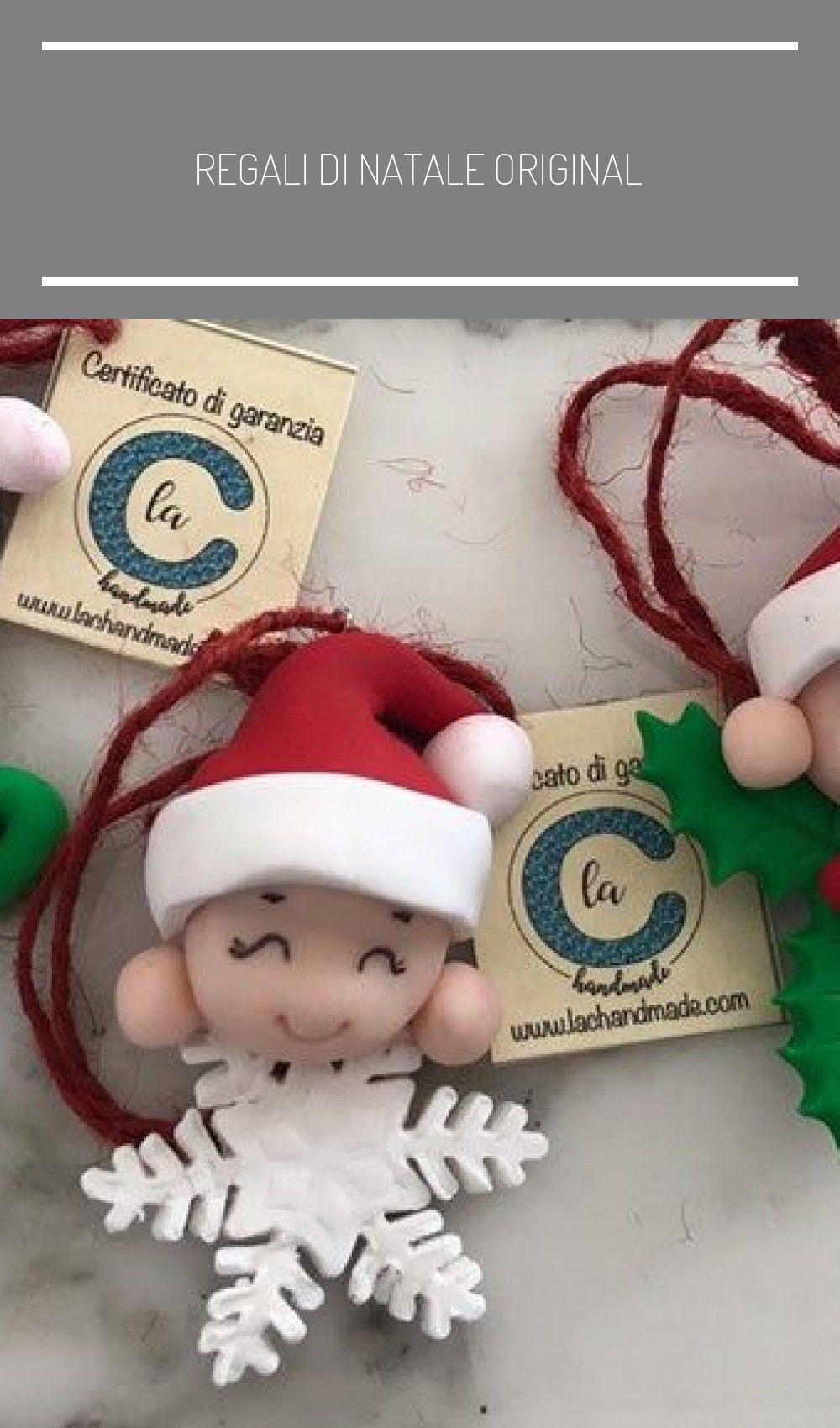 Regali di Natale originali e personalizzati | Etsy #decorazioni