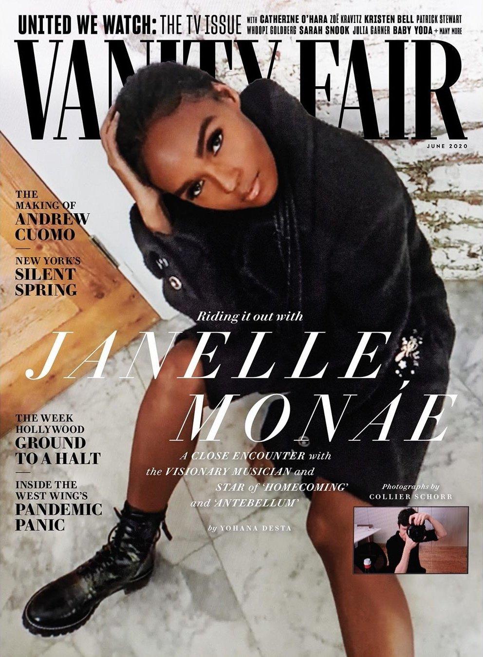 Magazine Covers On Twitter In 2020 Vanity Fair Magazine Catherine O Hara Vanity Fair