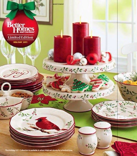 Dine Like A King Better Homes And Gardens Christmas