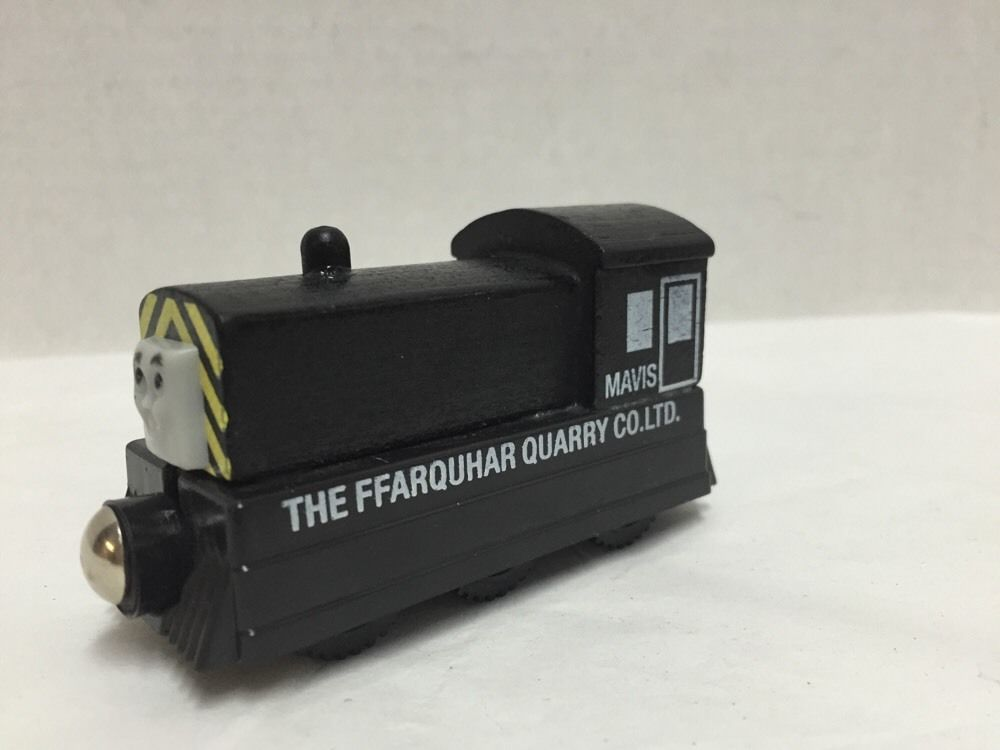 Thomas Friends Wooden Railway Mavis The Ffarquhar Quarry Co Ltd