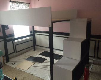 68 Height Clearance Or Lower Loft Bed Queen Or Full Size Smooth