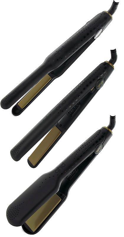 Ghd Gold Professional 1 2 Half Inch Flat Iron Review Flat Iron Hair Supplies Hair Tools