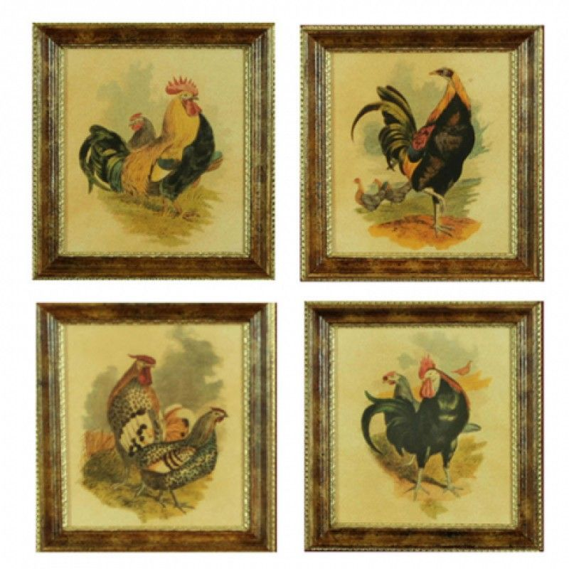 Country Kitchen Rooster Wall Decor cakepins.com | For My Next Home ...