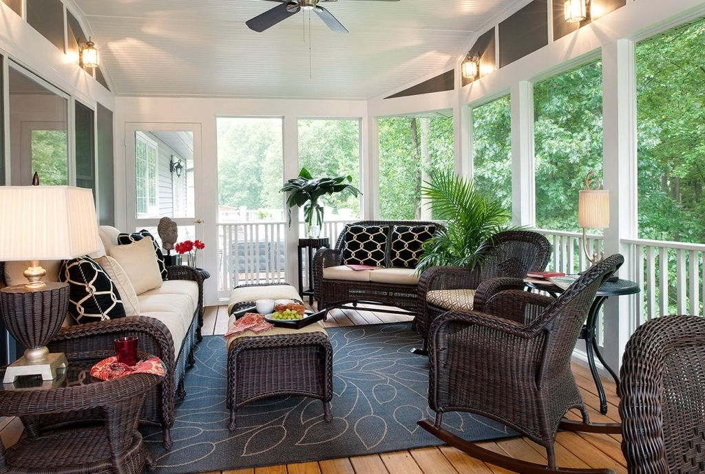 Gorgeous Screened In Patio Decorating Ideas Choosing The Best