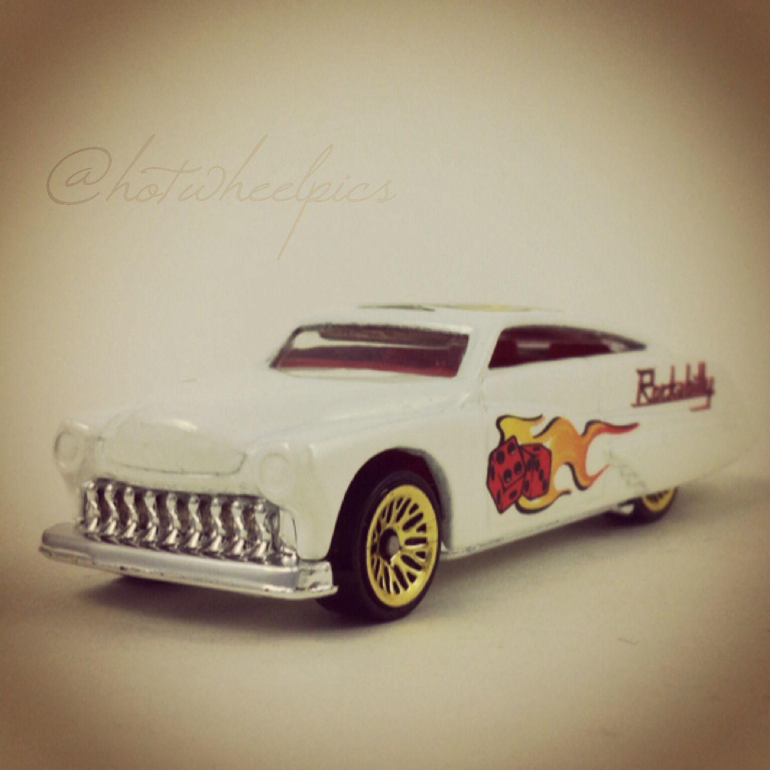 """Rockabilly"" Purple Passion - 2000 Hot Wheels ""Motorin' Music"" 5 car gift pack #hotwheels | #toys | #Mercury"