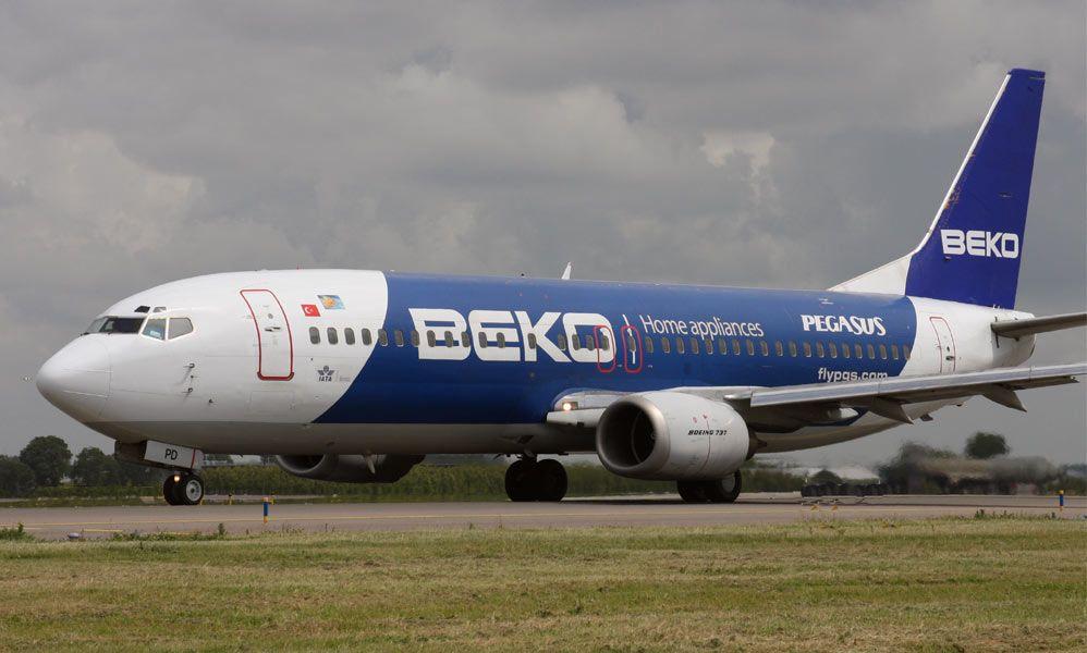 Boeing 737 Classic 737 300 737 400 737 500 Boeing 737 Boeing Pegasus Airlines
