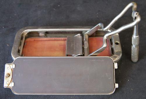 Vintage 1927 Rolls Razor Made In England Safety Blade Sharpening Tool