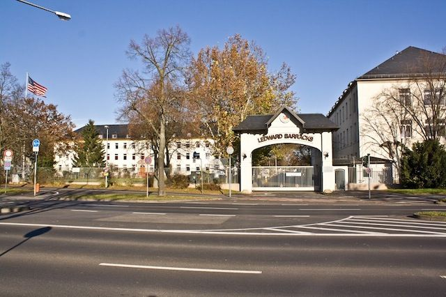 Schweinfurt germany military base