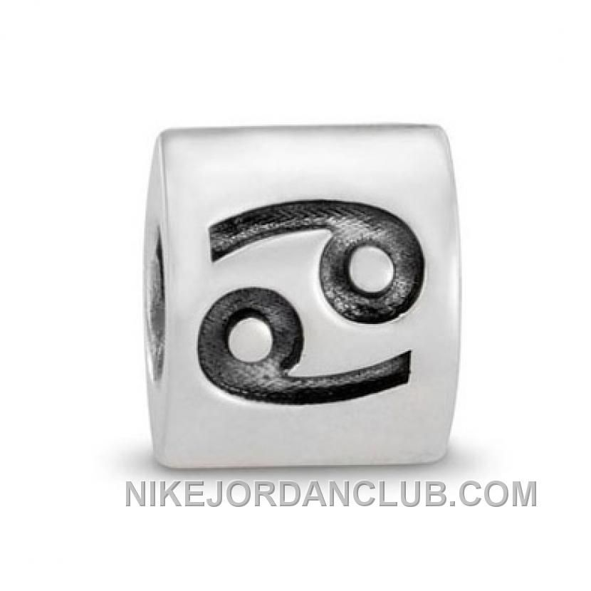 http://www.nikejordanclub.com/pandora-silver-cancer-zodiac-bead-free-shipping.html PANDORA SILVER CANCER ZODIAC BEAD FREE SHIPPING Only $13.89 , Free Shipping!