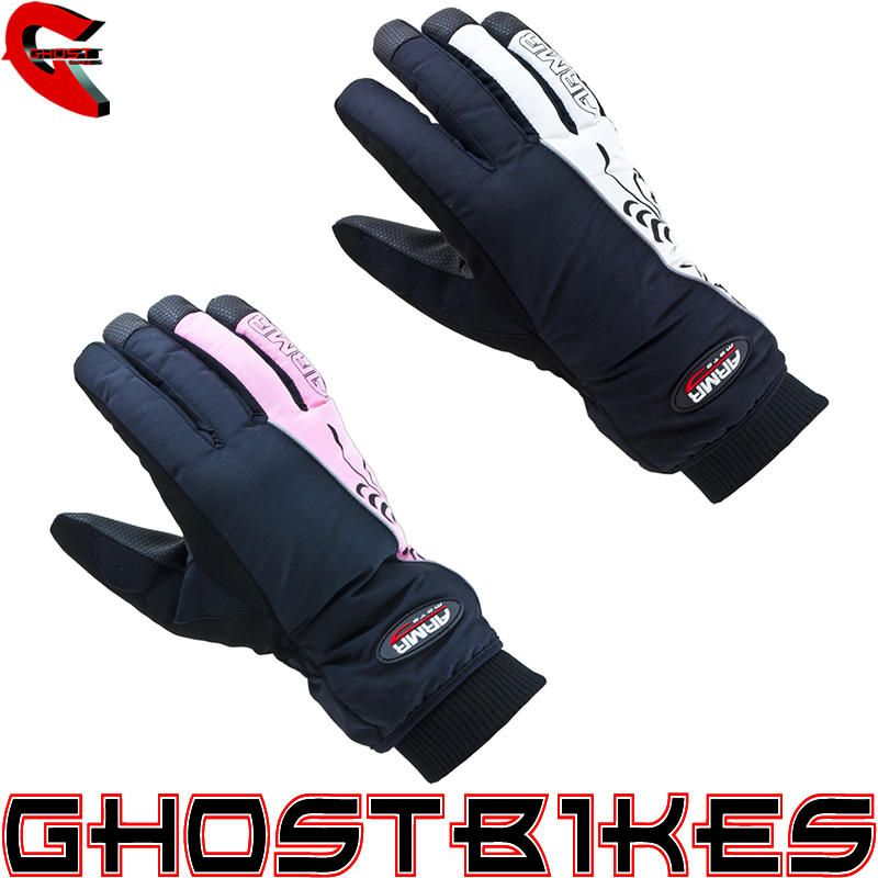 Armr Moto LWP-18 Ladies Motorcycle Gloves  Description: The Armr Moto LWP18 Womens Motorcycle Road Gloves are       packed with features..              Specifications include                      Ladies Fit                    Waterproof and Breathable                    Hipora Lining Warm                    Thinsulate Liner              ...  http://bikesdirect.org.uk/armr-moto-lwp-18-ladies-motorcycle-gloves/