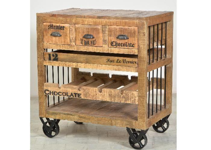 Küchenwagen Edelstahl ~ Sobuy servierwagen küchenwagen rollwagen mit edelstahlplatte