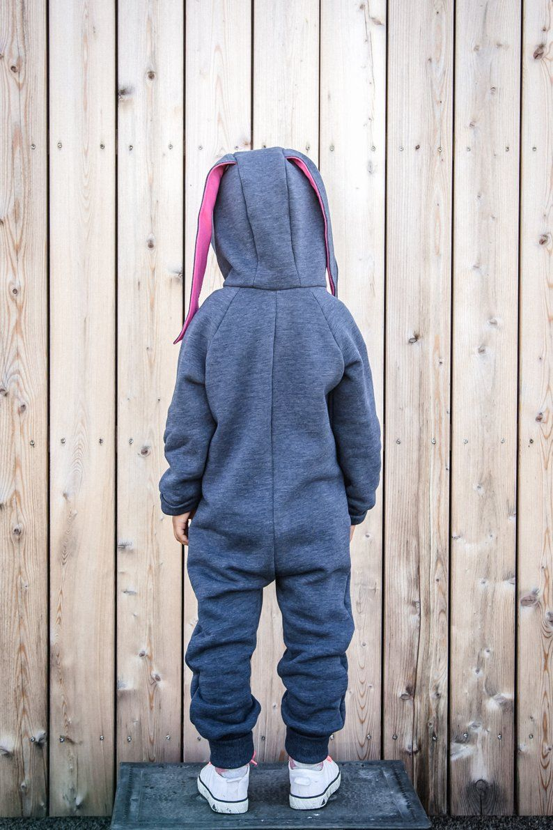 Hoodie Jumpsuit Girls Kids Overall Romper Toddler Girl Baby Etsy Jumpsuit For Kids Funny Baby Onesies Toddler Romper