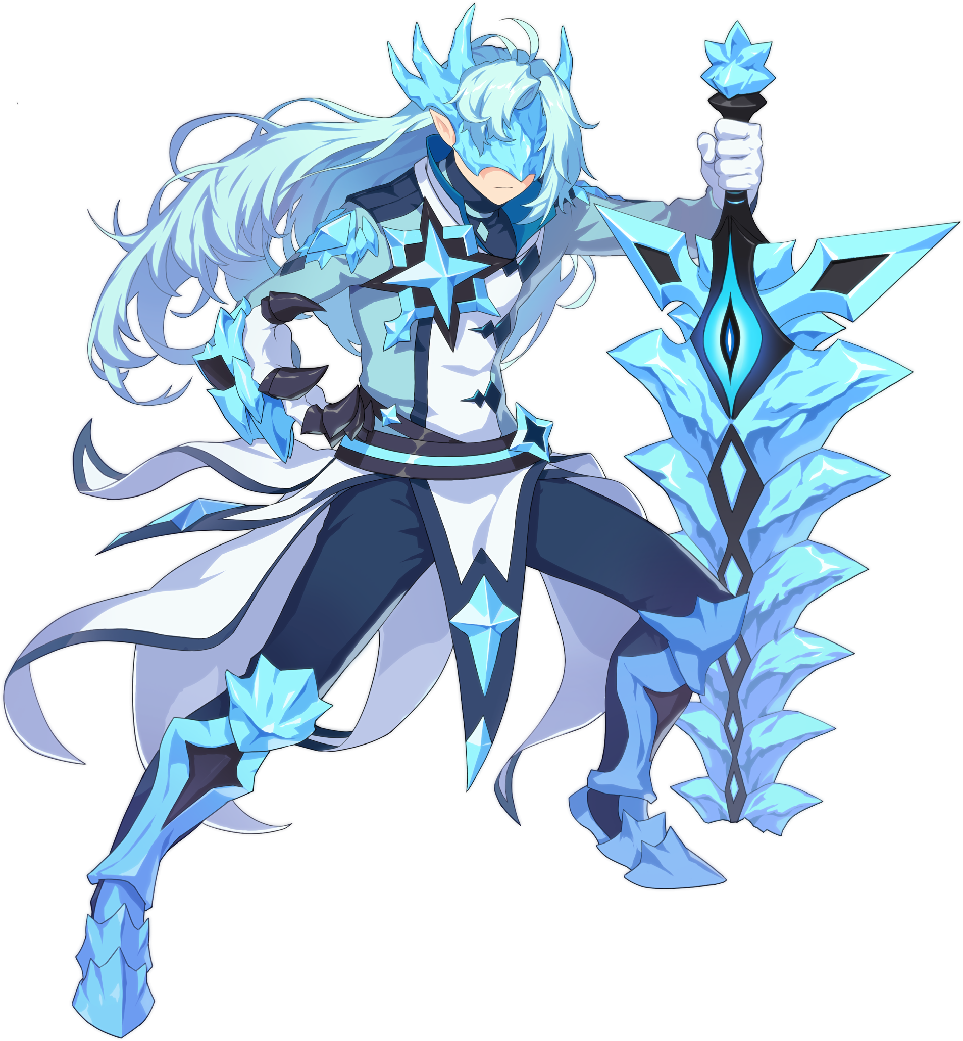 Zero Grand Chase Dimensional Chaser Grand Chase Wiki Fandom Powered By Wikia Fantasy Character Design Character Design Character Art