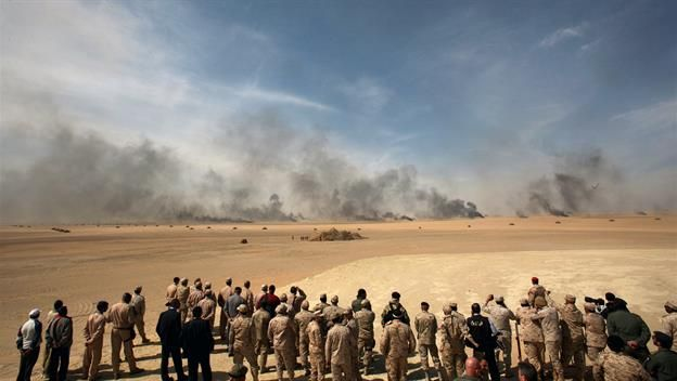 Iraq Invades Kuwait With Images Today In History History Iraq