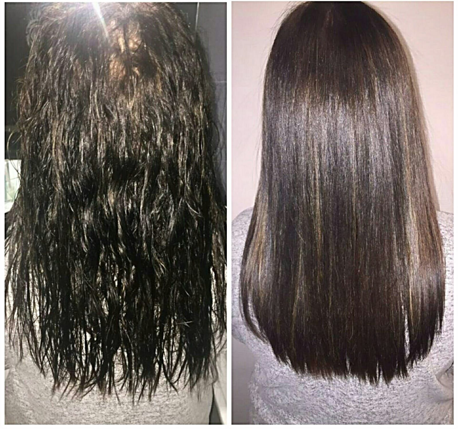 Botox Protein Glow'Tox Reconstruit et Gaine Vos Cheveux