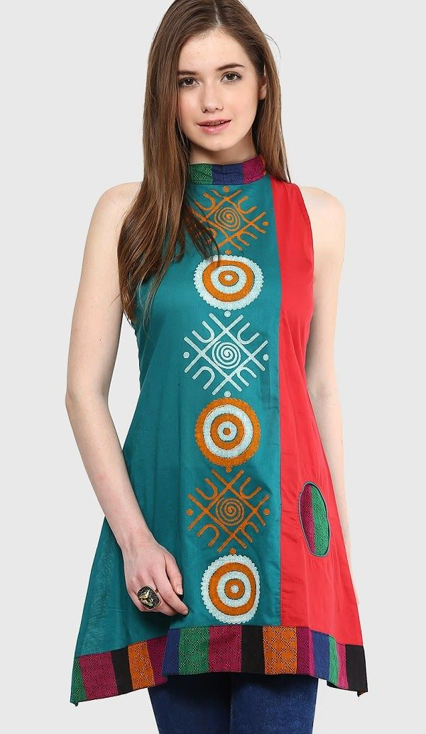 d7baa1851681 34 Types of Kurti Designs Every Woman Should Know | Ideas for the ...