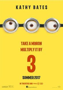 Despicable Me 3 2017 Full Movie Download
