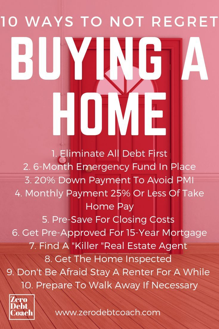 Do you want your home to be a blessing and not a curse? I made a ton of mistakes buying my first home by being ignoranto these principles. I desperately want to help you avoid all the mistakes I made. If you follow these 10 pieces of wisdom, you'll have financial peace in your new home.