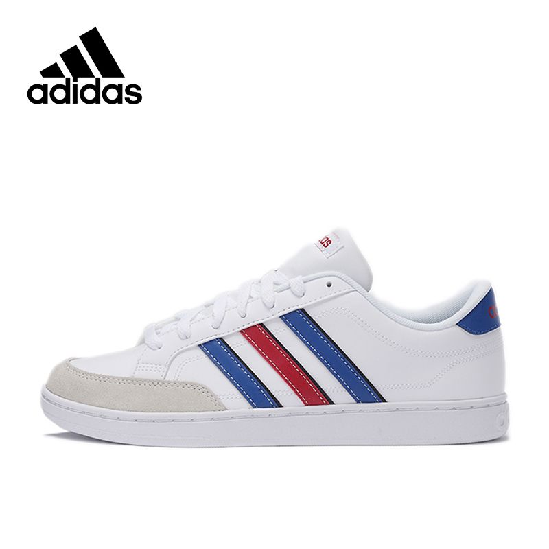 f73dd4669 Official New Arrival Adidas NEO COURTSET Men s Low Top Skateboarding Shoes  Sneakers