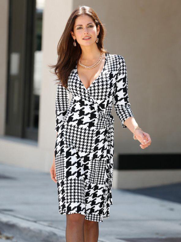 73e6b624acac6 Vestidos De Moda Para Señoras