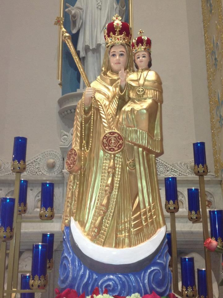 Our lady of good health mother mary princess zelda