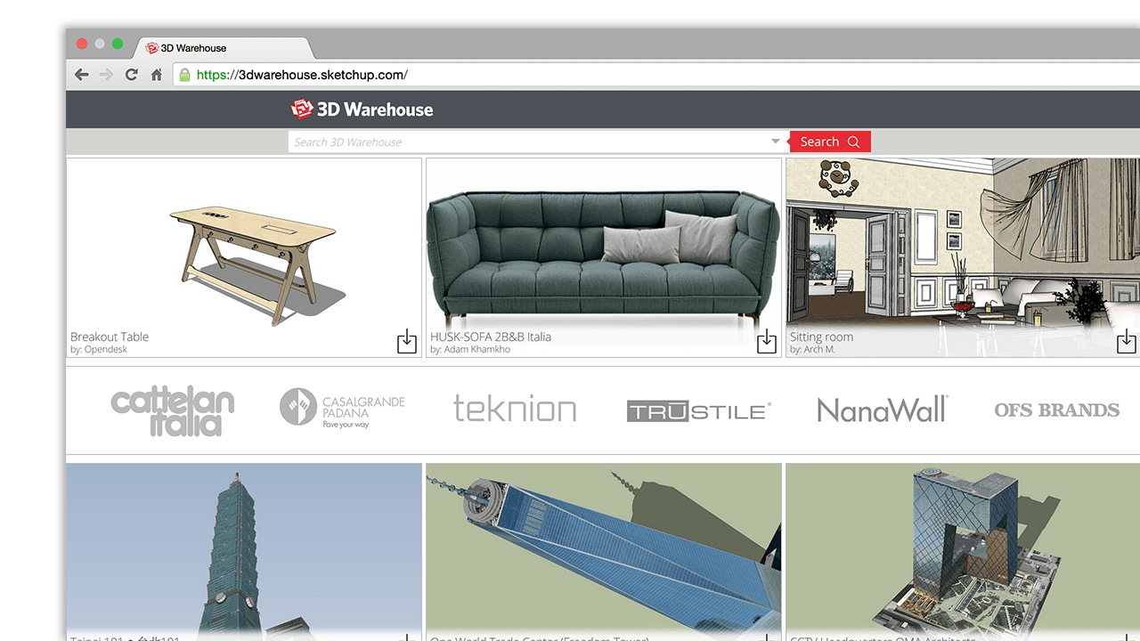 Sketchup 3d For Everyone Travel And Architecture Pinterest  # Muebles Google Sketchup