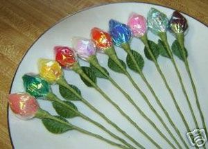 Roses Made With Hershey S Kisses