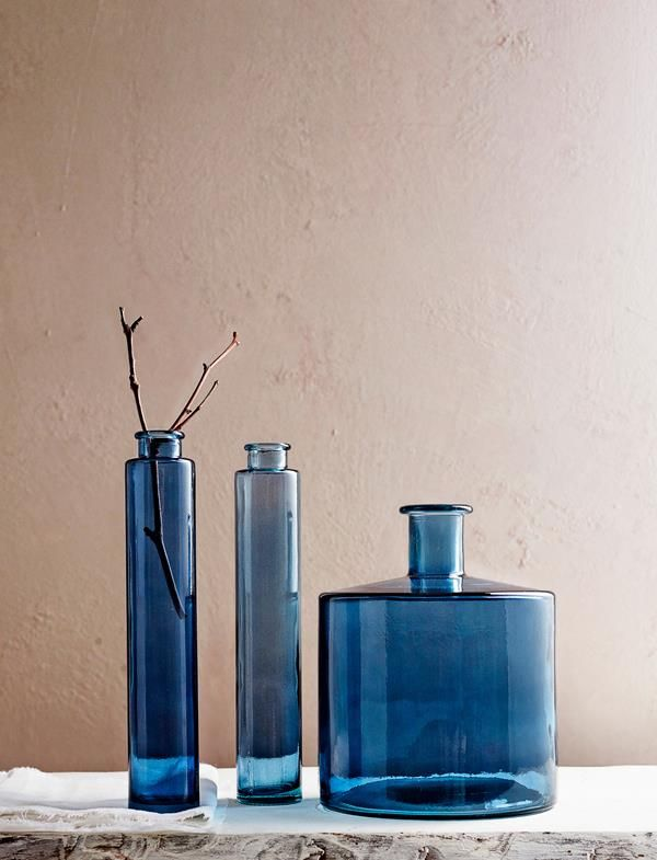 Recycled Glass Vases From John Lewis I Love The Glass You Find