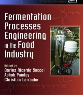 fermentation processes engineering in the food industry pdf science pinterest
