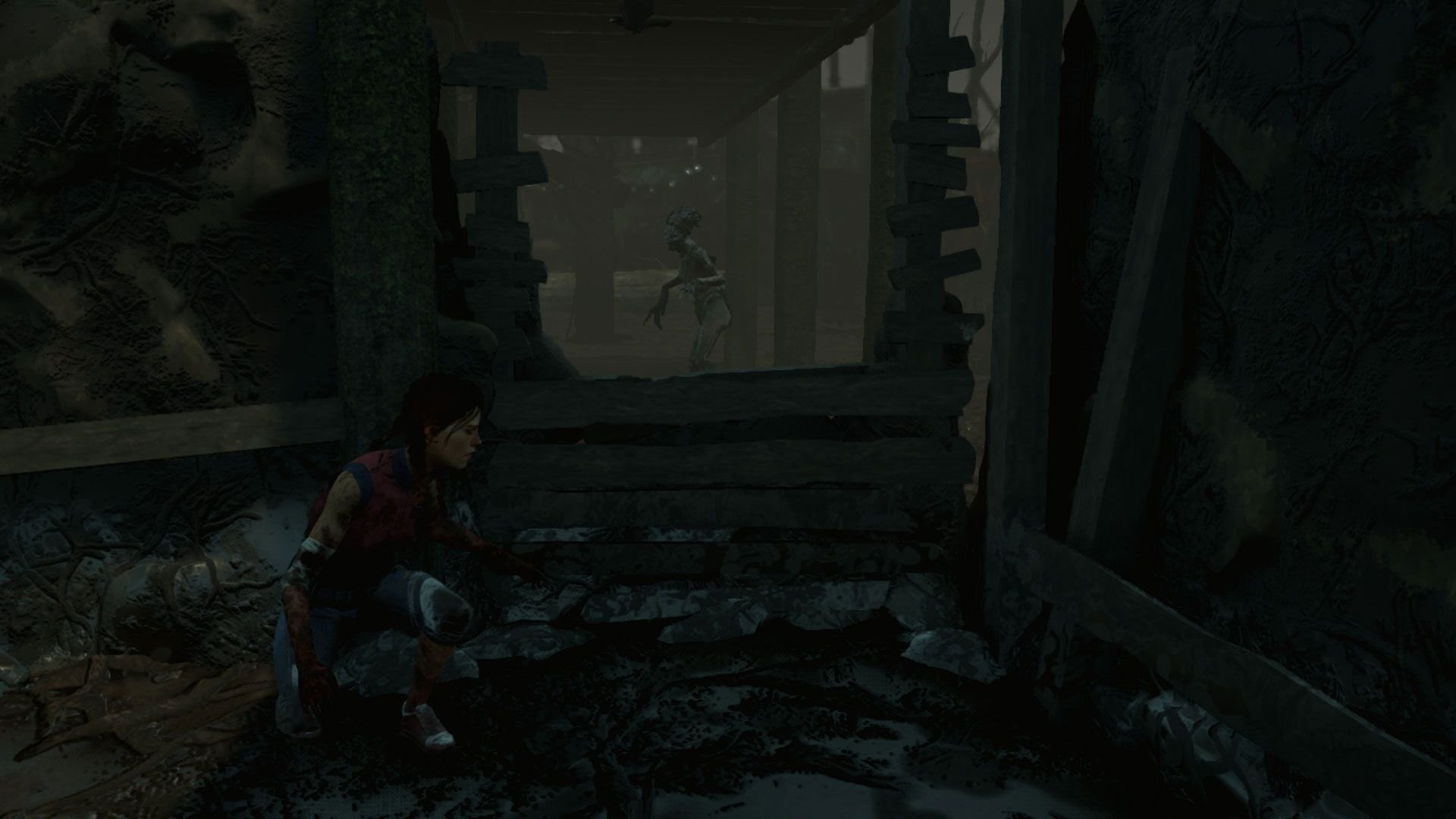 The Hag New Survivor Scary Games Daylight