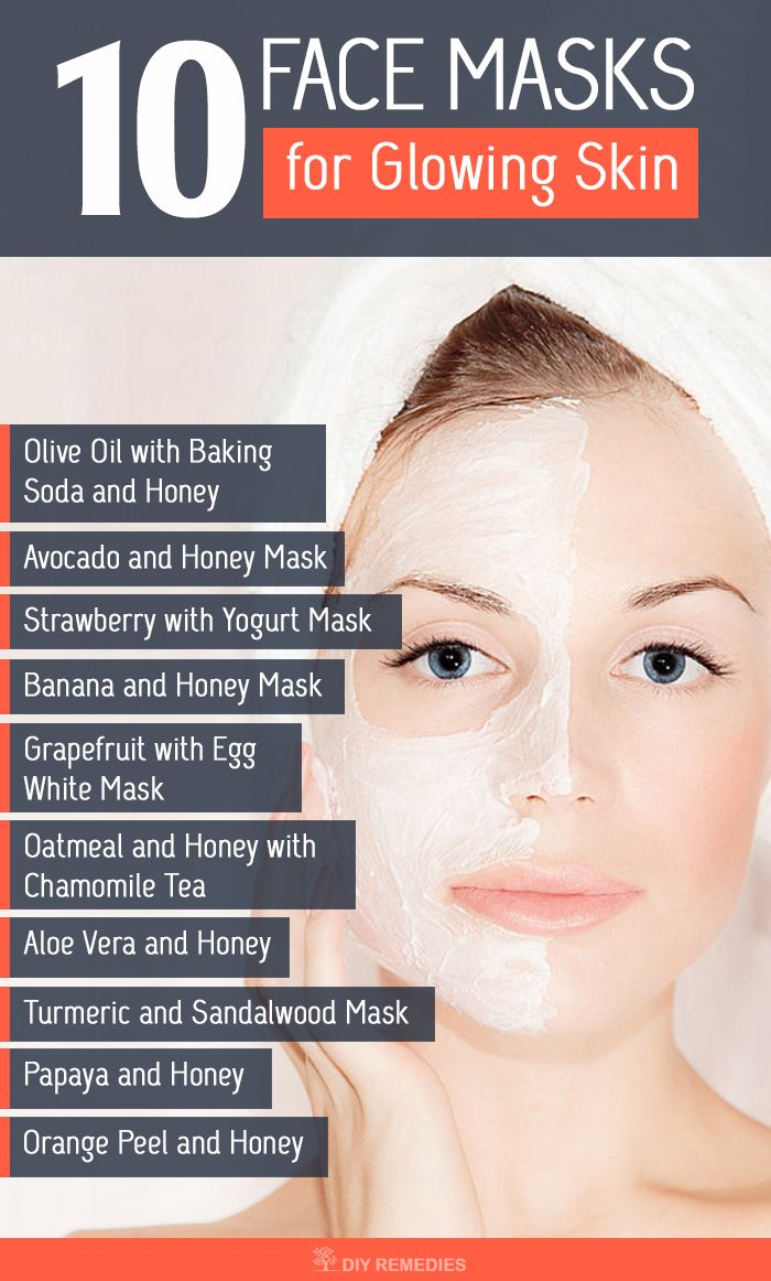 10 Best Face Masks for Glowing Skin Who doesn't want a