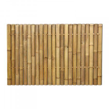 Bamboo Fence Panel Giant 180 x 120 cm Bamboo fence