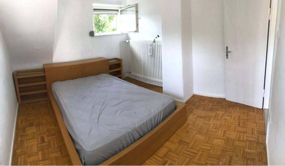 Schlafzimmer und Ankleide Zimmer + schöner Größer Garten - WG Zimmer