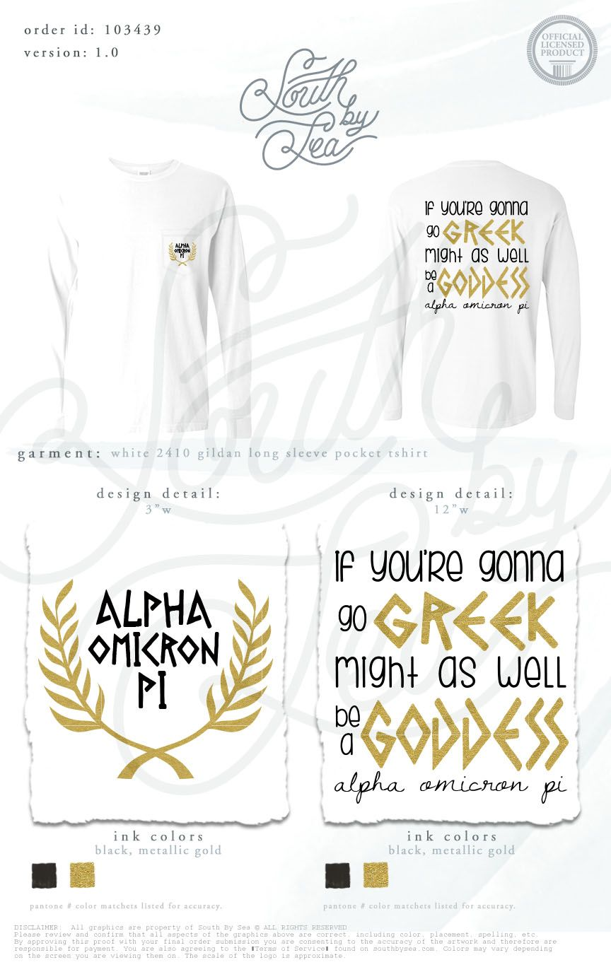 alpha omicron pi aoii if you u0027re gonna go greek might as well