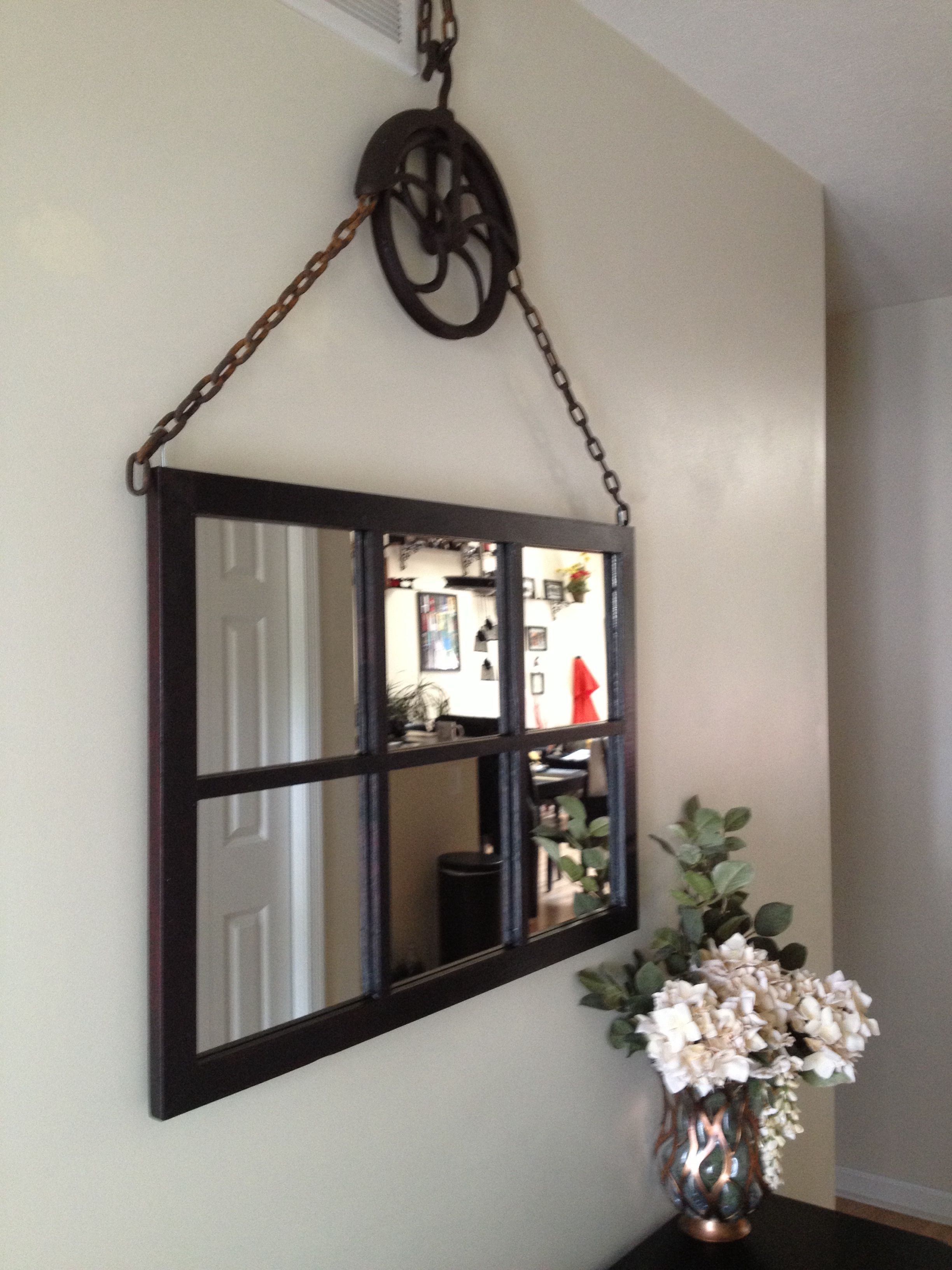 Entryway-Tim and Coni's