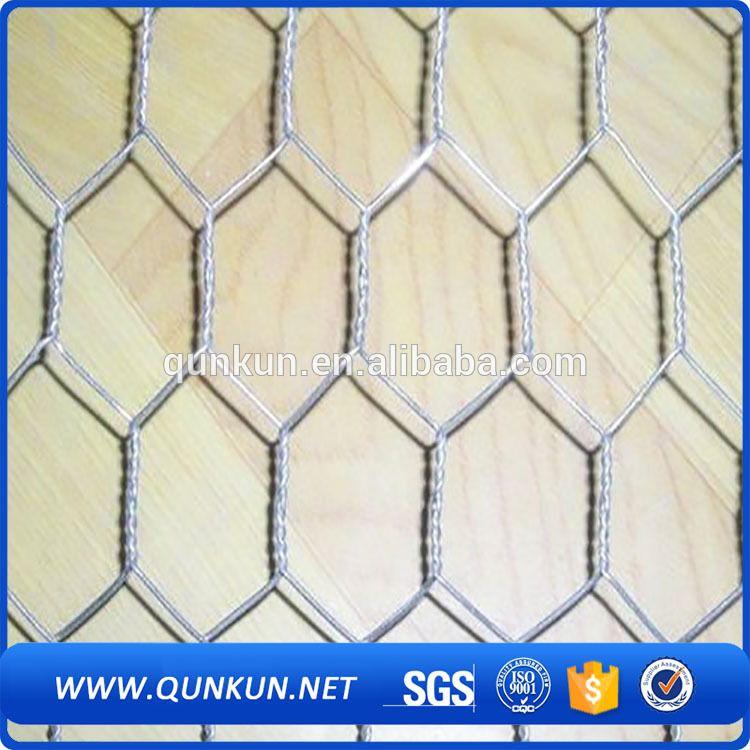 1/2 inch pvc coated galvanized hexagonal wire mesh,chicken wire ...