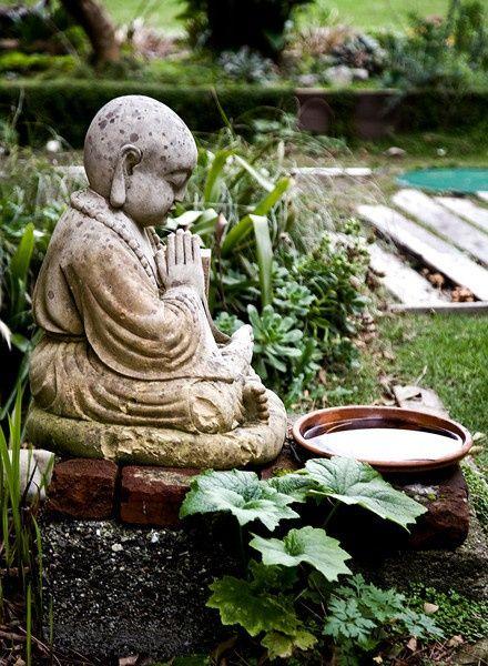 In The Garden Peace Pinterest Buddha Gardens And Japanese Simple Buddhist Garden Design Decoration