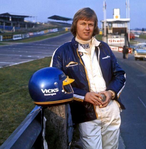Ronnie Peterson (February 14, 1944 - September 11, 1978) Swedish racedriver, died after a car crash.