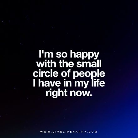 so happy with my life quotes