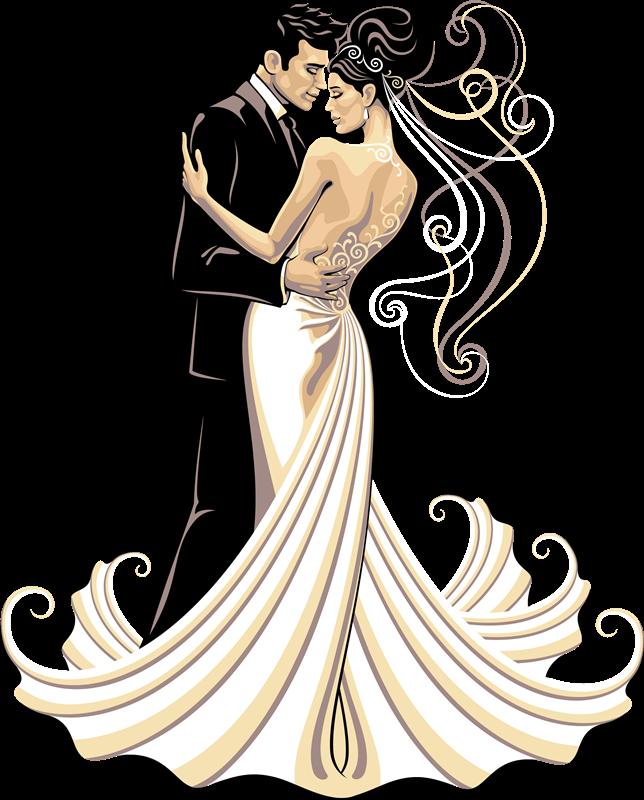 Свадебные картинки графика