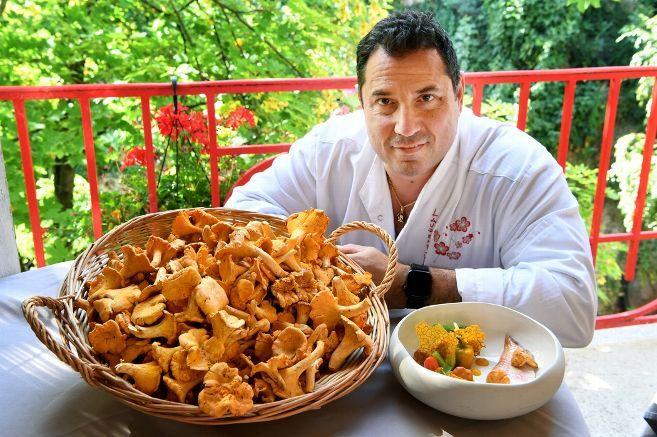 Cuisine - Champignons : les conseils d'un chef du Puy-de-Dôme pour bien les préparer, les ...