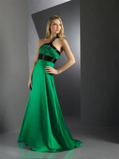 Kelly Green and black dress | Kelly Green Weddings | Pinterest ...
